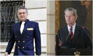 Legătura incredibilă dintre Regele Mihai și Gigi Becali! Nimeni nu a vorbit de ea până acum