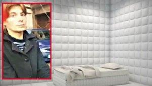 Criminala de la metrou a fost închisă într-o celulă specială