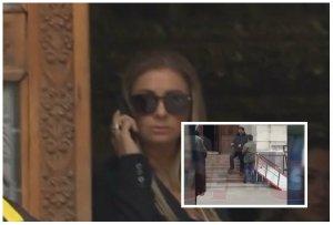 A venit gata pus pe scandal la priveghiul Ionelei Prodan. Scene năucitoare la capelă