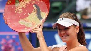 Agnieszka Radwanska s-a retras din tenis