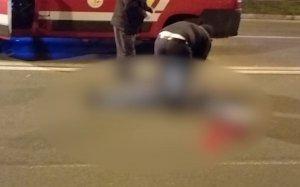 Șoferul care a omorât un pieton pe trecere, în Capitală, a fost reținut