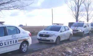 Cine este bărbatul găsit împușcat în mașină, în Vrancea