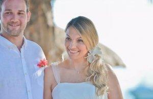 """Trăia o frumoasă poveste de iubire, care s-a concretizat cu o nuntă de vis. Dar ceva șocant i s-a întâmplat după ceremonie. """"Încet-încet, vedeam un gol"""""""
