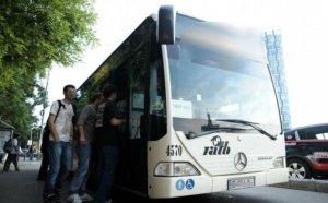 O călugăriță franceză mergea aseară cu autobuzul 301 din București, când a început să vorbească cu un bătrân. Brusc, ceva năucitor s-a petrecut. Călugărița a început rapid manevrele