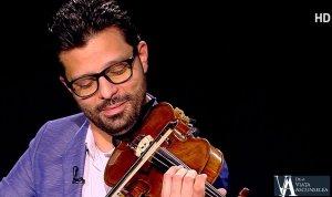 """De-a viața ascunselea. Răzvan Stoica: """"Vioara Stradivarius cu care cânt are 290 de ani. A devenit companionul meu de viață"""""""