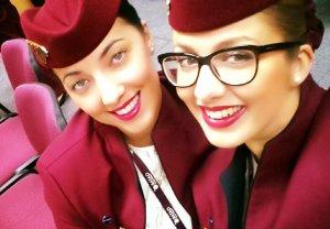 Andreea este stewardesă la Qatar. A venit în România pentru că nu se simțea bine și a mers imediat la doctor. Când au văzut-o, medicii au înțeles totul