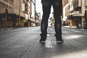 Apariție neașteptată pe o stradă din Arad. Oamenii au crezut că nu văd bine (VIDEO)