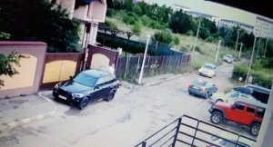 """O cameră de supraveghere a surprins o imagine de-a dreptul șocantă în sectorul 6 al Capitalei. """"Doamne, nu te aștepți să vezi așa ceva în București"""" (FOTO)"""