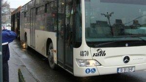 Lucian din București se afla în autobuzul 336, când a auzit o conversație care l-a lăsat fără cuvinte. A izbucnit în râs imediat