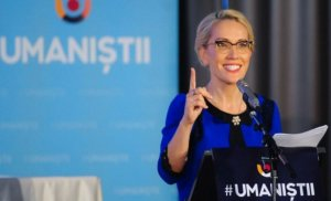 """Ramona Ioana Bruynseels, candidata umaniştilor la prezidențiale: """"Trebuie să ne gândim la proiecte inteligente"""""""