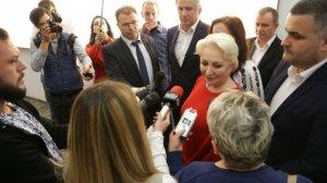 CEx a decis: Viorica Dăncilă este candidatul PSD la prezidențiale