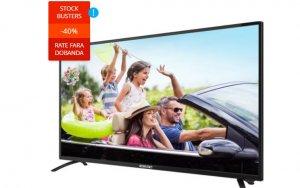 eMAG reduceri. 3 televizoare 4K Ultra HD si la 900 de lei in Stock Busters
