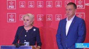 Viorica Dăncilă: Cred că am șanse în fața lui Iohannis