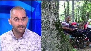 """Eroul Zilei. Alexandru Ionescu, despre """"Natura este pentru toţi"""", proiectul care ajută persoanele cu dizabilităţi"""