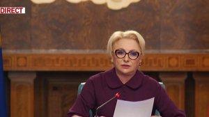Viorica Dăncilă: ''Veniturile tuturor românilor au crescut!''