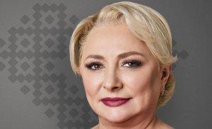 """Viorica Dăncilă: """"Pentru Iohannis catastrofă înseamnă să creşti pensii şi salarii"""""""