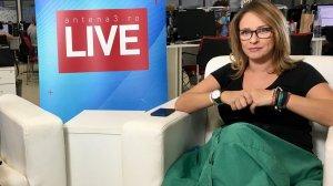 ANTENA3.RO LIVE. Despre analize, despre sânge și problemele lui, cu hematologul Gabriela Borsaru, joi, de la ora 15:00
