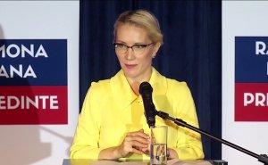 Ramona Ioana Bruynseels şi-a lansat programul politic la Cluj-Napoca