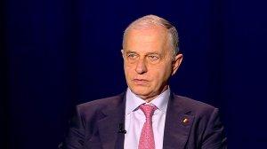 """Interviu-eveniment la """"Punctul de Întâlnire"""". Mircea Geoană, noul secretar general adjunct al NATO, faţă în faţă cu Radu Tudor"""