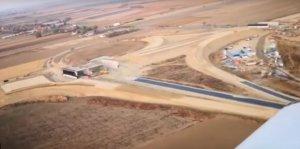 Cum arată autostrada Transilvania în Bihor, la trei zile de la ultima vizită a ministrului demis al Transporturilor