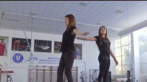 Larisa Iordache revine în forţă! Imagini de la antrenamentul cu prezentatoarea rubricii sportive de la Antena 3 - VIDEO