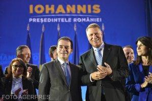 Pe cine pregătește Iohannis în locul lui Ludovic Orban