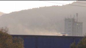 Alertă maximă la Codlea! Aer poluat cu particule cancerigene - VIDEO