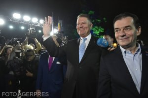Cozmin Gușă: Iohannis ia cel puțin 66% în turul 2