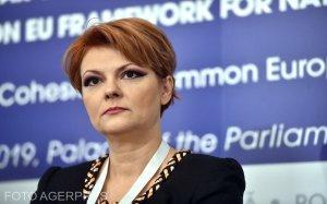 Lia Olguța Vasilescu, postare incendiară pe pagina de Facebook. Imaginea care a făcut înconjurul internetului: Iohannis, vino la dezbatere!