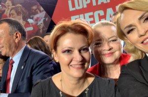 Lia Olguța Vasilescu, reacție explozivă după ce Ludovic Orban a anunțat că a demis-o din Guvern