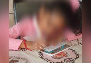 """Mesajul Sorinei, micuța adoptată în SUA, către familia Şărămăt din Baia de Aramă: """"Vă rog să nu mai ziceți prostii"""""""