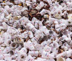 Primul oraș din România care a interzis tacâmurile și farfuriile din plastic