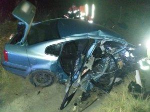 Accident cumplit pe DN17. Un bărbat de 31 de ani a condus fără permis, a omorât doi oameni și a fugit