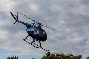 Primul heliport funcţional al unui spital de stat din Bucureşti a fost testat