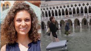 Veneția, devastată de o maree de amploare istorică. Imagini cu dezastrul provocat de inundațiile puternice - VIDEO