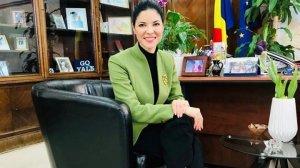 """Viorica Dăncilă, despre discursul Anei Birchall: """"Parcă ar face parte din staff-ul de campanie al lui Iohannis"""""""