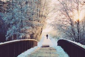 VREMEA. ANM: Iarna va fi mai caldă ca de obicei, dar nu este exclus gerul