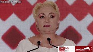 Viorica Dăncilă infirmă zvonurile despre vila sa de la Predeal: Vă rog, mâine mergeţi cu fiul meu să vedeţi vila că nu este terminată!