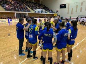 Echipa Corona Brașov a fost exclusă din Cupa EHF