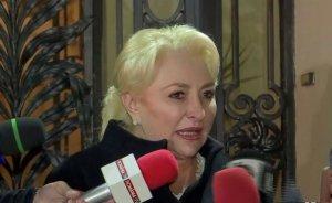 Viorica Dăncilă, despre excluderea din PSD: N-ar fi exclus