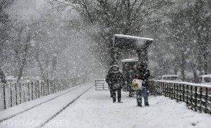 Vremea în perioada următoare. Prognoza meteo pentru Crăciun și Revelion