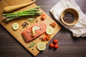 DIETA cu pește. Slăbești cât ai bate din palme extrem de sănătos