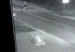 Momentul în care o copilă de 17 ani din Cluj este spulberată pe o trecere de pietoni de un pensionar din Germania. VIDEO