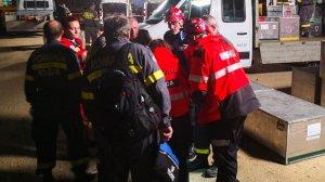 Tragedie uriașă! A murit copilul de 3 ani care a căzut cu bunicul său în scara blocului, la Bistrița