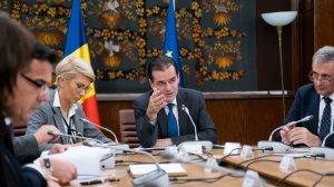 Ludovic Orban anunță concedieri și înghețarea salariilor demnitarilor