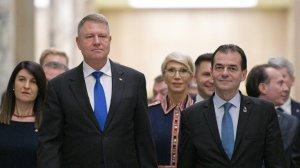 Klaus Iohannis, despre o posibilă moțiune de cenzură a PSD: Dacă Guvernul Orban pică, primul pas sunt alegerile anticipate