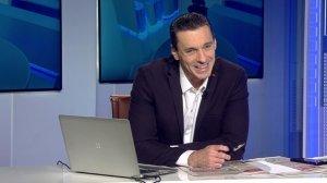 Mircea Badea, reacție acidă după discuţia dintre judecătoarea Baltag şi Iohannis pe tema protocoalelor: Curge apa în lift