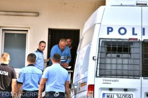 Gheorghe Dincă, transportat de urgență la spitalul Penitenciarului Jilava