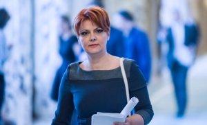 Lia Olguța Vasilescu acuză Guvernul Orban că plănuiește creșterea vârstei de pensionare