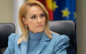 Gabriela Firea, banc după desemnarea lui Florin Cîțu ca premier